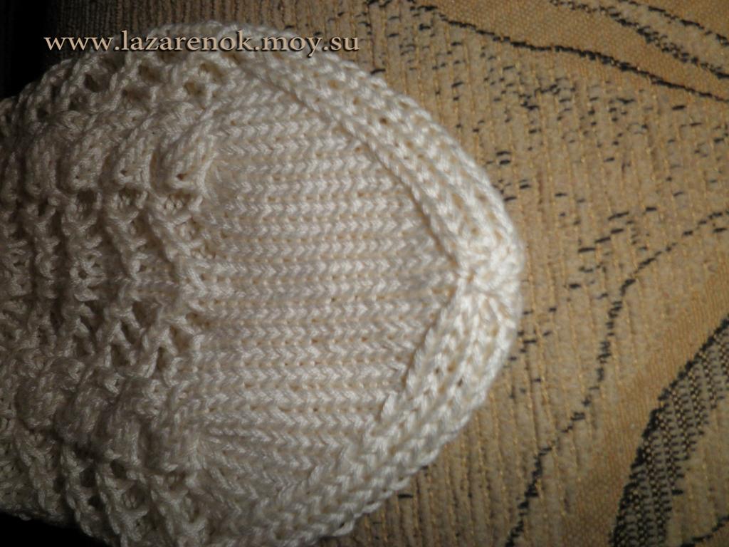 Носки крючком для детей 6 месяцев
