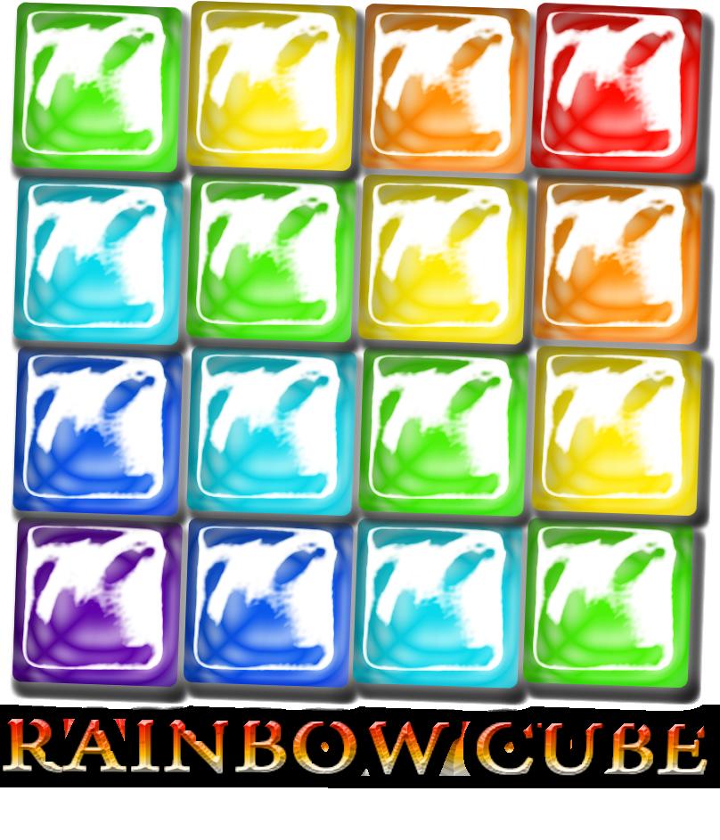 Радужный Куб